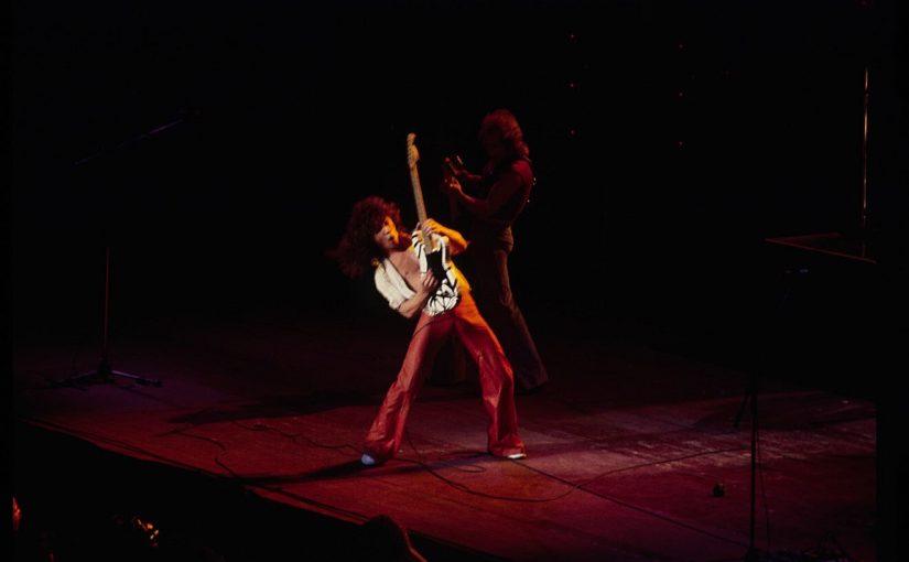 Nachdenken über Eddie Van Halen