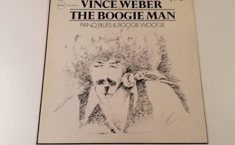 Vinylismus #01 – Vince Weber: The Boogie Man
